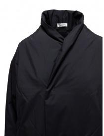 Plantation + Descente cappotto imbottito blu navy acquista online