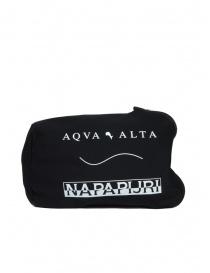 Stivali alti Aqua Alta X Napapijri neri donna acquista online prezzo
