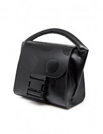Zucca polka dot mini bag in black eco-leather price