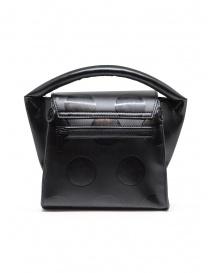 Zucca polka dot mini bag in black eco-leather bags buy online