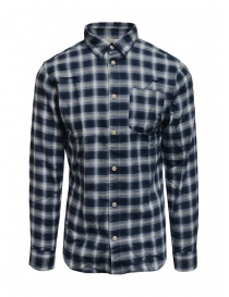 Selected blue checked shirt 16075038 SLHREGMATTHEW order online