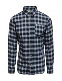 Selected blue checked shirt 16075038 SLHREGMATTHEW