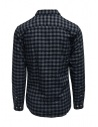 Selected Homme blue/gray checked flannel shirt shop online mens shirts