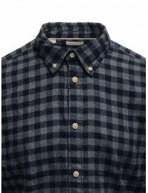 Selected Homme blue/gray checked flannel shirt price