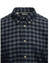 Selected Homme blue/gray checked flannel shirt 16074464 DARK BLUE price