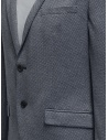 Selected blue and white micro diamond print blazer 16074234 buy online