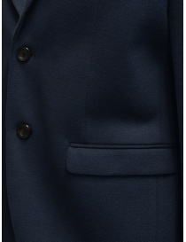 Selected Homme navy blue cotton blend blazer mens suit jackets buy online