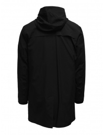 Selected Homme parka 3 in 1 nero opaco