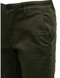 Selected Homme pants in green organic cotton price