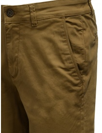 Selected Homme mustard organic cotton pants price