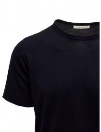 T-shirt Blu Goes Botanical Maniche Corte prezzo