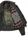 Rude Riders leather and Barbour tweed jacket P74456 BIKER price