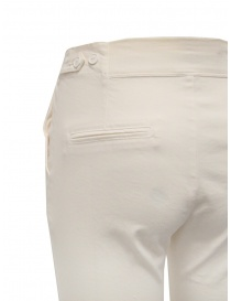 European Culture ivory chino trousers price