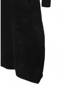 European Culture long black dress with long sleeves price