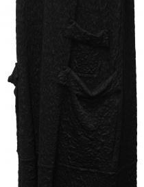 European Culture black 3D fantasy sleeveless dress price