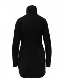 European Culture black long sweatshirt with zip