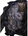 Rude Riders short biker jacket in black leather P55572 BIKER price