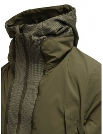 Descente X Byborre 3 in 1 military green jacket price