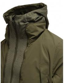Descente X Byborre giacca 3 in 1 verde militare prezzo