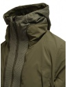 Descente X Byborre 3 in 1 military green jacket DX-G0258U GRFK price