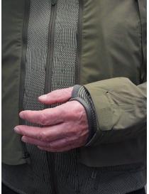 Descente X Byborre giacca 3 in 1 verde militare giubbini uomo acquista online