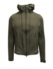 Descente X Byborre giacca 3 in 1 verde militare giubbini uomo prezzo