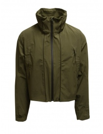Descente X Byborre 3 in 1 military green jacket buy online price