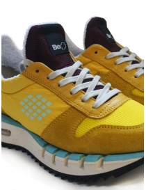 BePositive Cyber Run sneakers gialle calzature donna acquista online