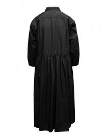 Miyao abito lungo a camicia colore nero