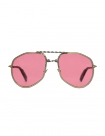 Paul Easterlin Eastwood silver sunglasses online