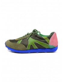 Kapital Momotaro sneakers in olive green price