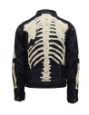 Kapital denim jacket with embroidered skeleton K2003LJ044 IDG price