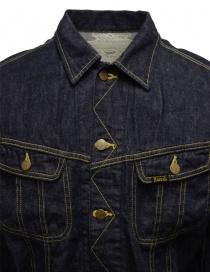 Kapital denim jacket with embroidered skeleton mens jackets buy online