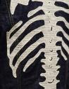 Kapital denim jacket with embroidered skeleton price K2003LJ044 IDG shop online