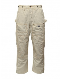 Kapital white multi-pocket pants online