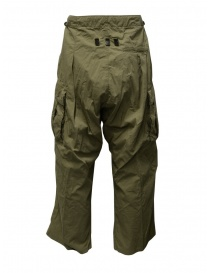 Kapital khaki green jumbo cargo pants price