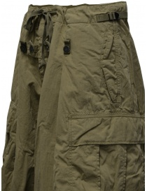 Kapital khaki green jumbo cargo pants buy online price