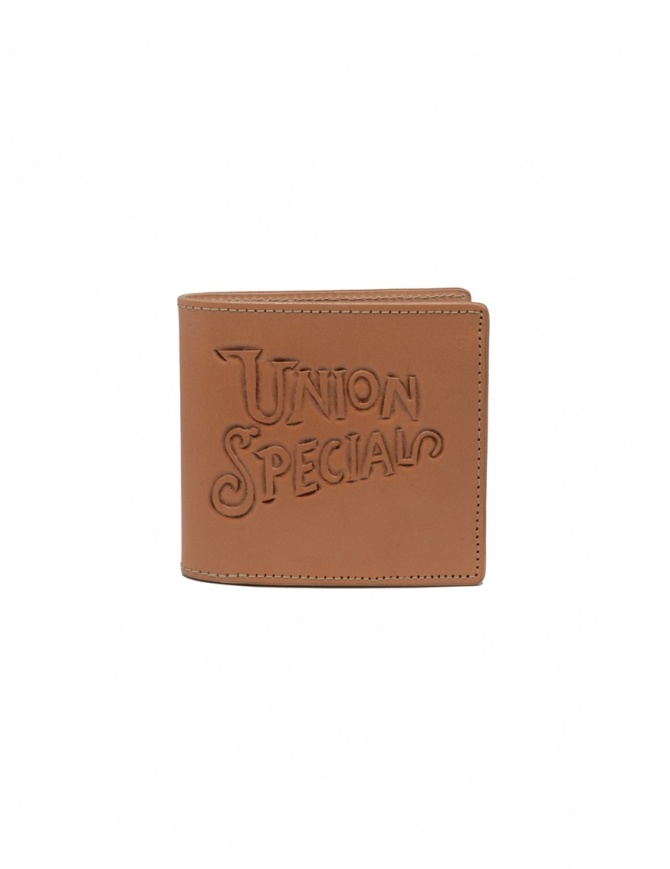 Kapital Union Special wallet in hand-carved leather K2005XG549 wallets online shopping