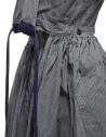 Kapital apron dress in pinstripe denim price K2009OP029 IDG shop online