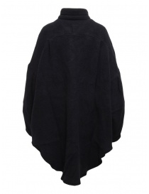Kapital coat-shirt in navy blue wool