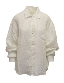 Kapital white shirt embroidered in linen online