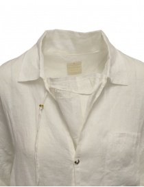 Kapital white shirt embroidered in linen price