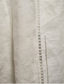 Kapital white shirt embroidered in linen womens shirts buy online