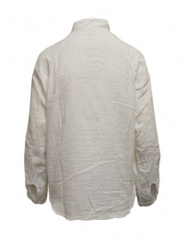 Kapital white shirt torn edges