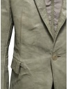 Carol Christian Poell suit jacket in grey kangaroo leather LM/2640P LM/2640P ROOMS-PTC/33 price
