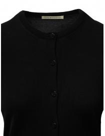 Goes Botanical black cardigan in Merino wool price