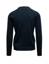 Goes Botanical petroleum blue V-neck pullover