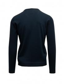 Goes Botanical petroleum blue V-neck pullover buy online