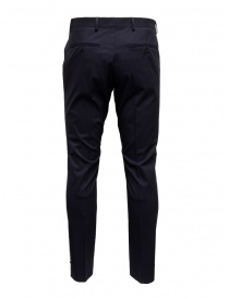Selected Homme slim fit navy trousers