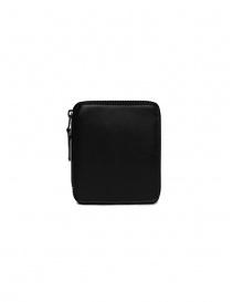 Comme des Garçons portafoglio nero SA2100VB senza logo online